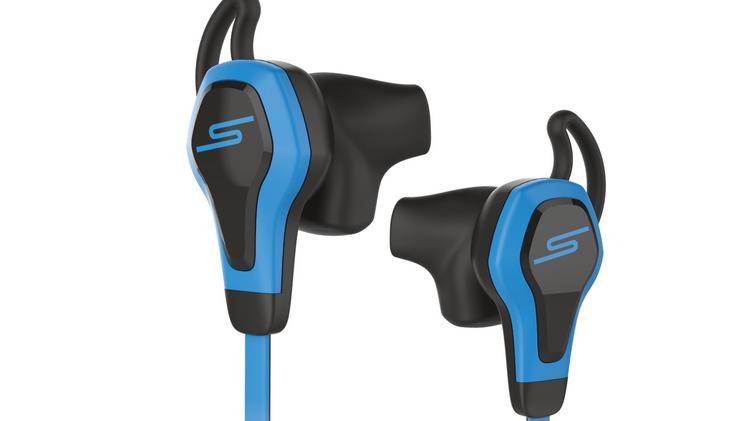 An early look at the SMS Audio BioSport In-Ear Headphones, powered by Intel.