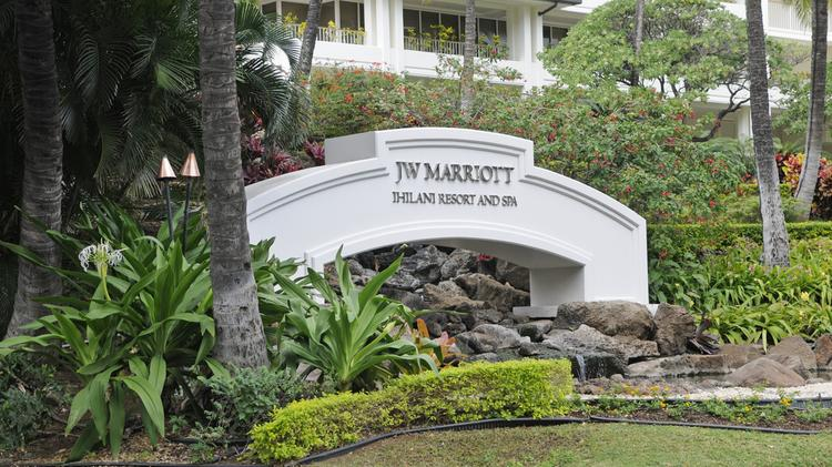 A Marriott International exec tells PBN that the hospitality companyt is committed to Hawaii despite losing the management contract for the JW Marriott Ihilani Resort & Spa at Ko Olina in West Oahu.