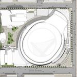 Golden State Warriors unveil initial design for $1 billion Mission Bay arena project