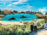 SeaWorld takes on lagging year with new killer whale habitat