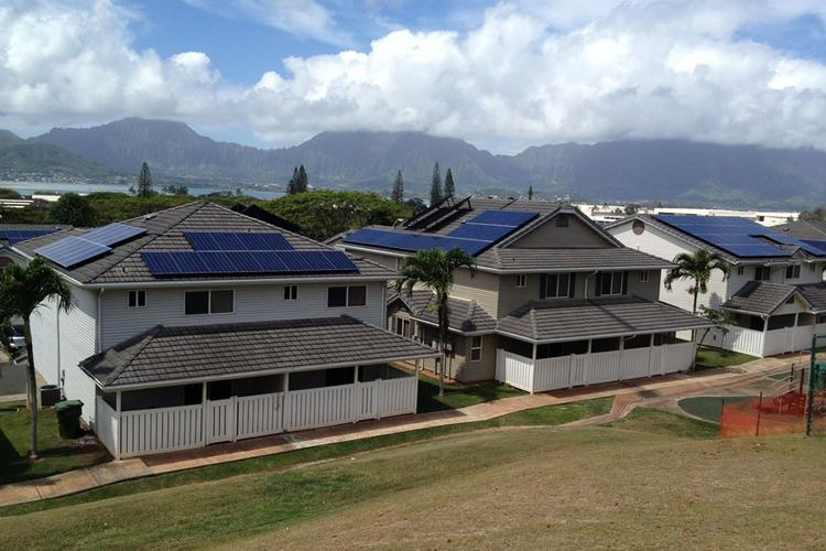 Solarcity Forest City Team Up For Hawaii Military Housing