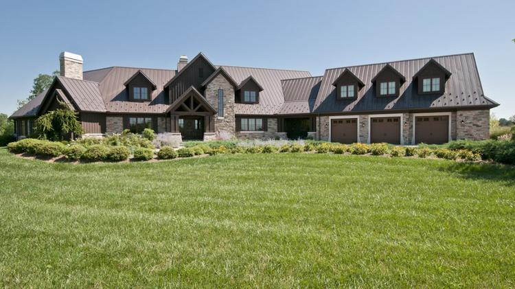 Listed for $3.9 million, the property at 2478 Middleboro Road in Clarksville is completely customized.
