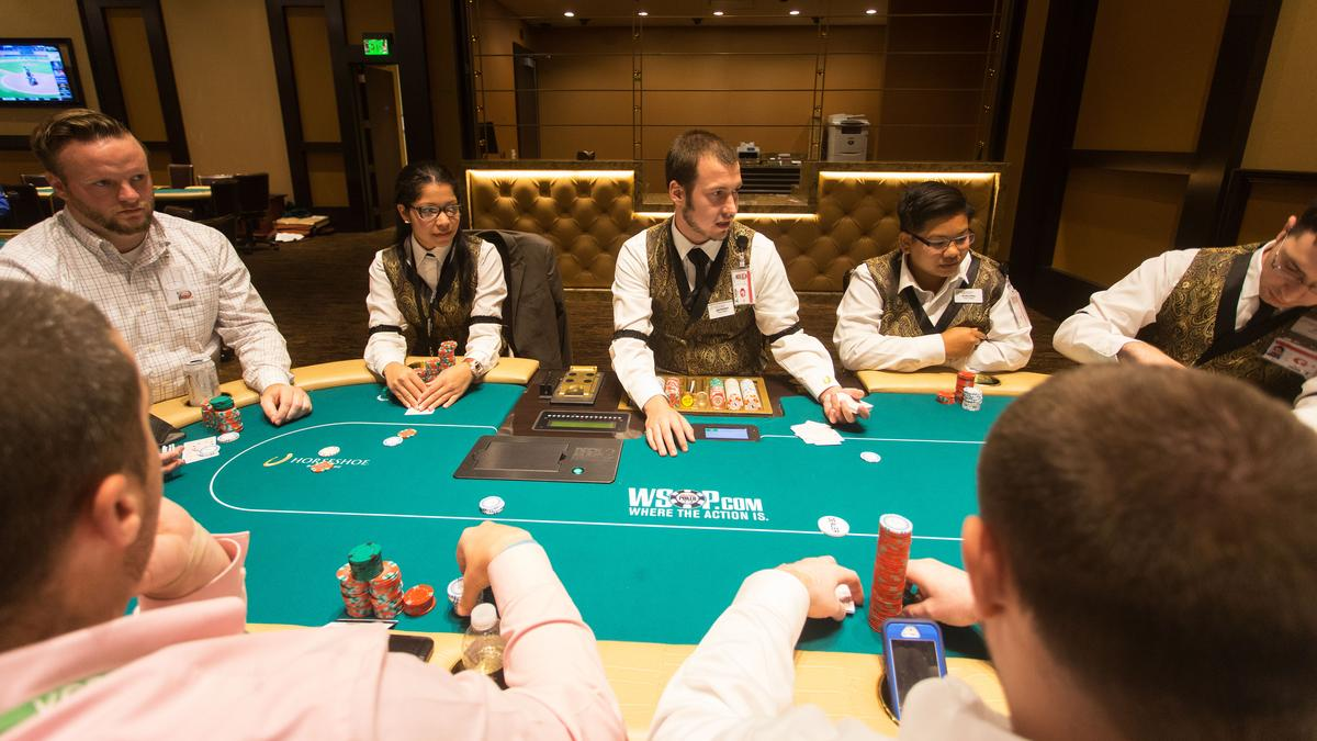Back To Back Tournaments At Baltimore Area Casinos Signal Hot Competition  For Poker Players   Baltimore Business Journal