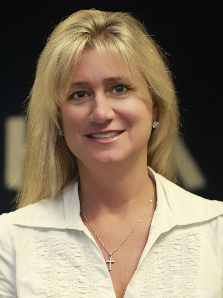 Cindy Provin is the president of Thales e-Security.