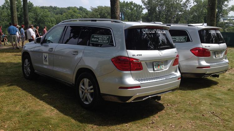 Mercedes benz sponsorship of pga championship also helped for Mercedes benz louisville