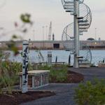 Delaware River Waterfront Corp. opens newest permanent waterfront park