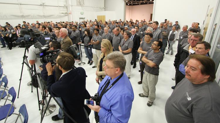 Just nine months after getting $238,000 from the city and $397,000 from the state to hire 100 new workers, Eclipse Aerospace laid off several people on Friday. The company has delivered 10 new Eclipse 550 jets since March, when it had a major press conference to announce its first sale of a 550.