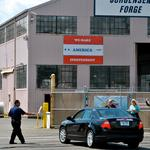 Machinists unionize leading Seattle manufacturing powerhouse Jorgensen Forge