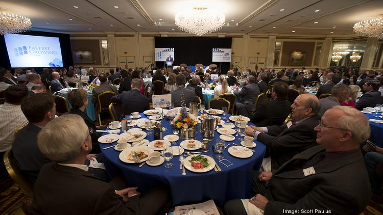 Thirty one Milwaukee-area firms were honored at the Fastest Growing Firms awards event Aug. 15.