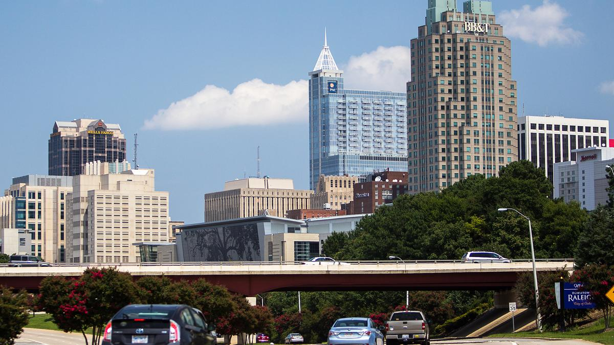 Forbes: Raleigh is 4th-fastest growing city in U.S. - Triangle Business Journal