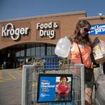 Kroger stock priced too high?