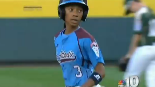 Mo'Ne Davis and the Taney Dragons will be honored with a parade in Philadelphia today.