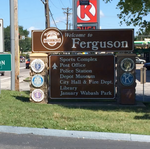 How can peace be restored in Ferguson?