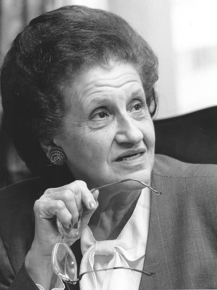 Former Pittsburgh Mayor Sophie Masloff.