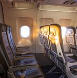 Americans agree: No cellphone calls on airlines
