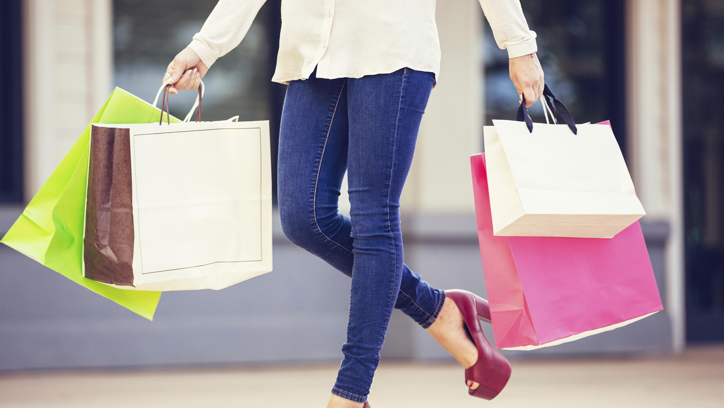 Did you shop at a store or online on Black Friday or the weekend?