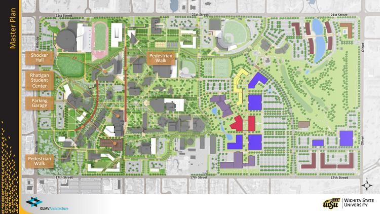 An overview of Wichita State's facilities master plan.