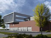 An Experiential Engineering building is part of Wichita State University's innovation campus.