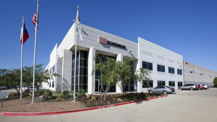 DB Schenker, which specializes in logistic services, ​​leases 100 percent of the 202,140-square-foot campus at 2400 Esters Blvd. near Interstate 635 and State Highways 121 and 114.