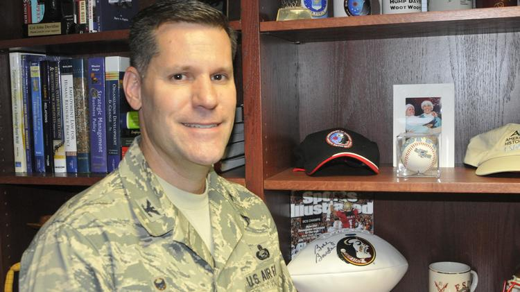 Col. John Devillier is the newest commander of the 88th Air Base Wing, the host wing at Wright-Patt.