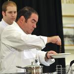 Chef <strong>Emeril</strong> <strong>Lagasse</strong>'s TV show features Space Coast eateries