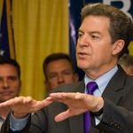 Brownback: Anchor new KCK ag tech zone with American Royal