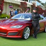 <strong>Saleen</strong>'s tricked-out Tesla, dubbed Foursixteen, costs $152,000