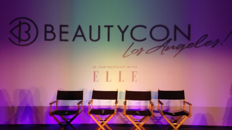 Some 6,000 tween and teen girls—and a few guys—descended on the Reef in downtown Los Angeles for BeautyCon.