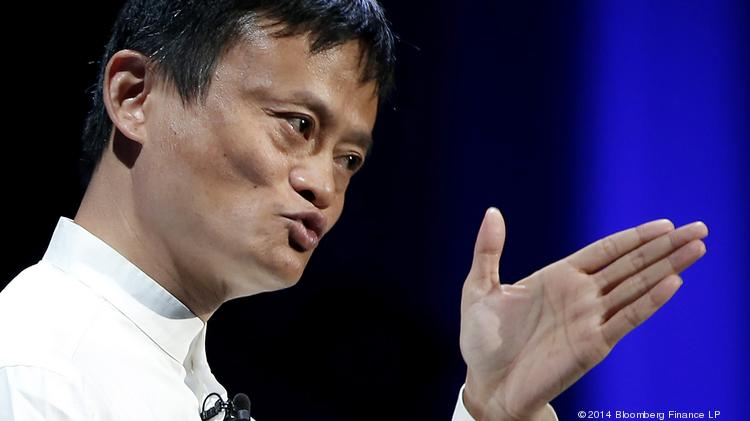 Alibaba founder Jack Ma will take the company public in the U.S. as early as next week.
