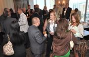 More than 60 members of the business community attended the Critical Conversations panel.