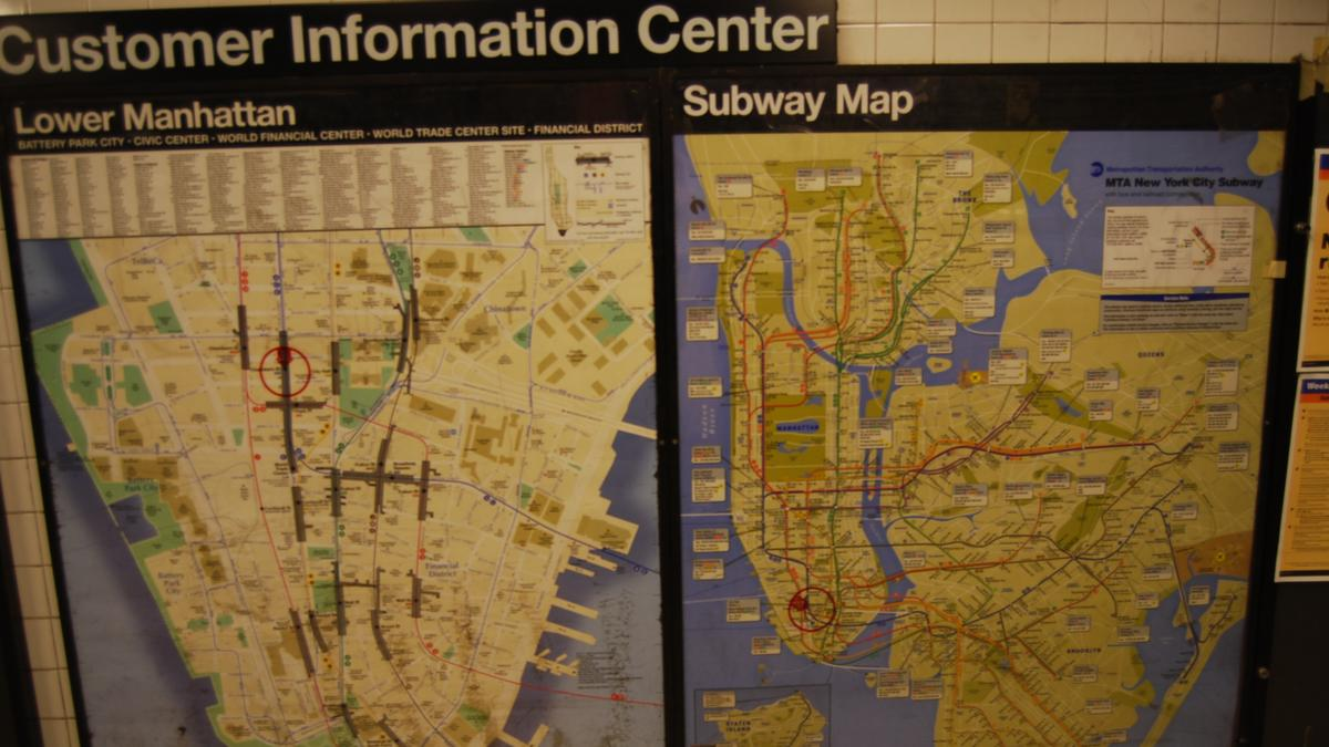 Nyc Neighborhood With Subway Map.Nyc Subway S Neighborhood Maps Getting A Revamp New York Business