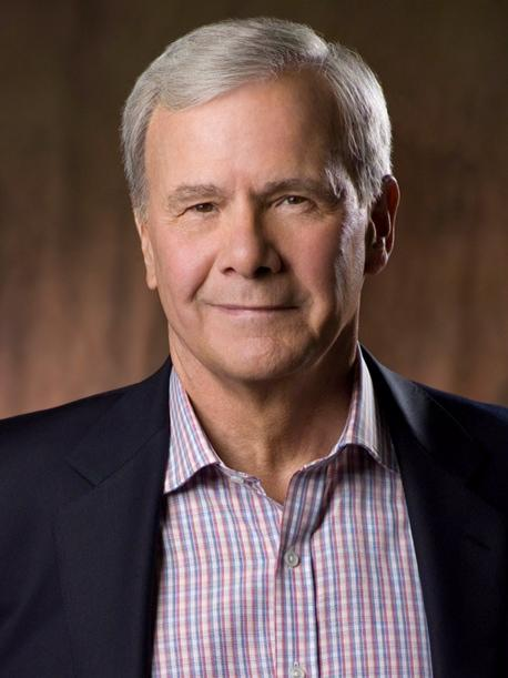 Tom Brokaw will deliver the 2015 graduation address at High Point University.