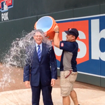 CEOs Richard Davis, Hubert Joly and Trudy Rautio take ALS Ice Bucket Challenge (Video)