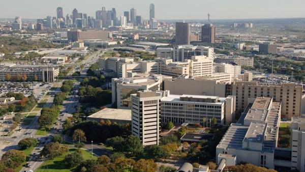 UT Southwestern Medical Center in Dallas is ranked as the 46th best university in the world.