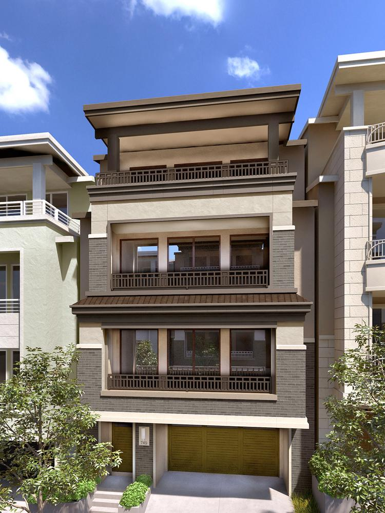 Summit 800 Debuts 182 New Homes In San Francisco San Francisco Business Times