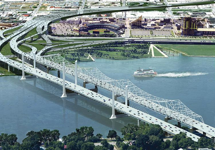 The downtown crossing of the Ohio River Bridges Project is scheduled to open in April 2016. The entire Ohio River Bridges Project is expected to be complete in December 2016.