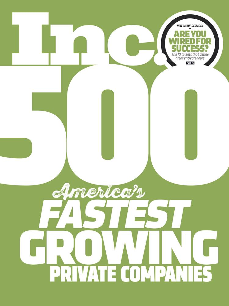 Inc. magazine unveiled its 2014 list of 5,000 of the fastest growing companies in the country on Wednesday, with 94 of them based in Atlanta.