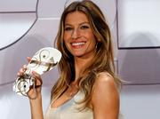Gisele Bundchen, with a line of non-Under Armour sandals (its her own Ipanema G2B line), joined the Under Armour endorser team.