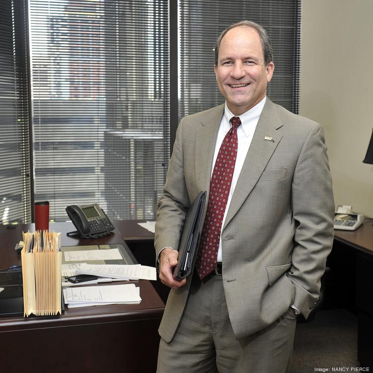 Wes Becker is BB&T's regional president in Charlotte.