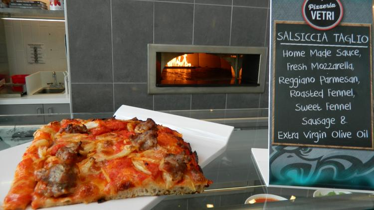Your Favorite Dishes From Pizzaria Vetri Can Now Be Delivered To Door