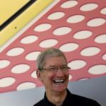 Apple's Tim <strong>Cook</strong> discusses TV, music, the Watch and Apple Cars