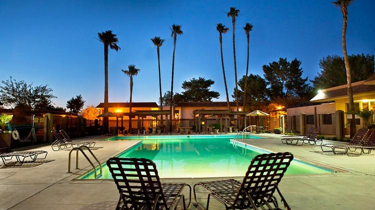 Four Tucson-area apartment complexes, including Summit Ridge, were sold to Beverly Hills, California-based Omninet Capital.