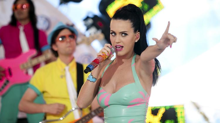 Pop singer Katy Perry is reportedly among the finalists to perform at halftime of the next Super Bowl.