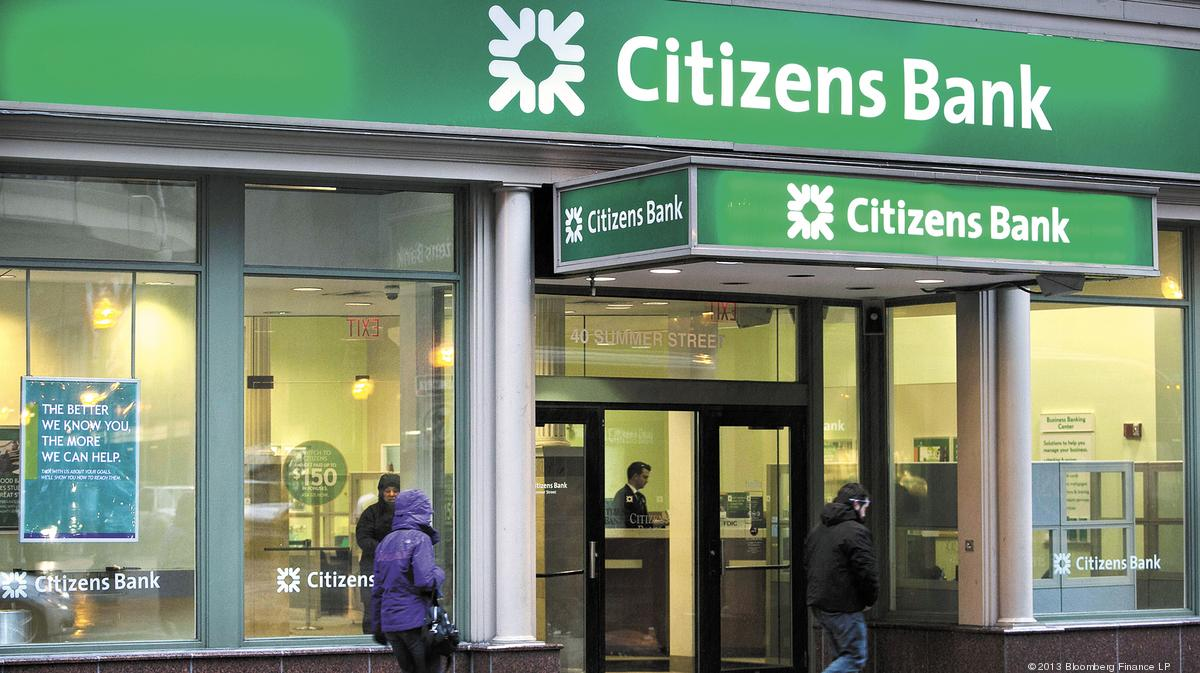 Citizens Bank parent could net up to $4B in IPO ...