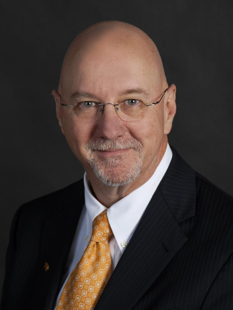 """Dr. Jerry Rabalais, chairman of the department of pediatrics at the University of Louisville School of Medicine, plans to visit several universities during his sabbatical. """"There's no substitute for physically going to these places and immersing yourself in it."""""""