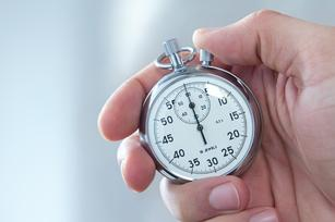 The awesome productive power of 10 minutes