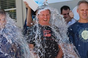Ice bucket challenge cools off funding fever for startup CEO