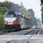 High-speed rail board takes up funding for Caltrain electrification