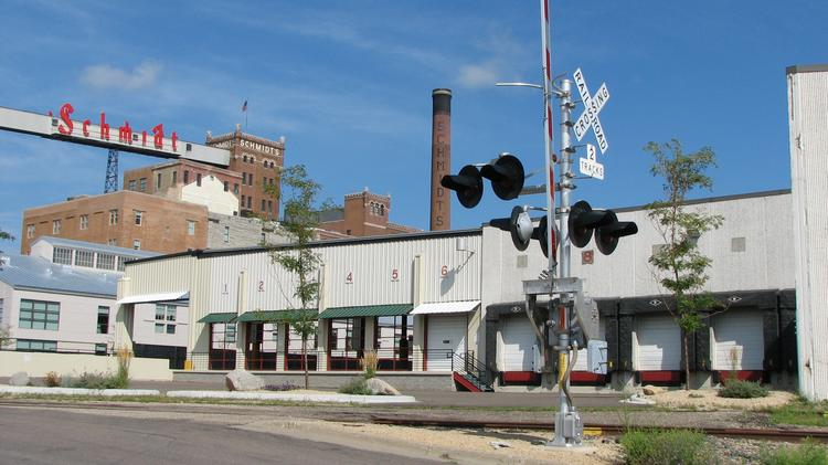Premier Storage Planned To Convert A Vacant Industrial Building Next To The  Schmidt Artist Lofts Into