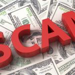 IRS scams increase 400 percent this year
